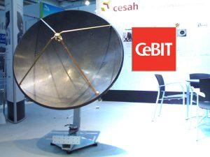 Nautisat at Cebit 2008