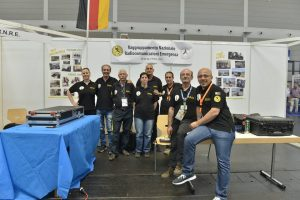 International Amateur Radio Exhibition - R.N.R.E.