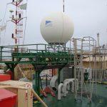 TVRO 200cm Antenna Installed